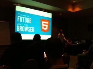 Dave Bouwman's HTML5 Talk